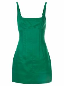 Manning Cartell The Botanist mini dress - Green