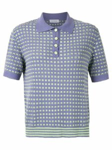 Olympiah Nika polo shirt - PURPLE