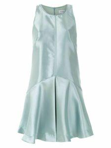 Olympiah Magno satin dress - Green