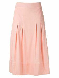 Olympiah Viorne midi skirt - Pink