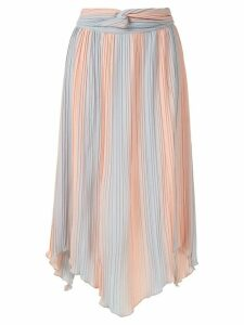 Olympiah Camelia midi skirt - Multicolour
