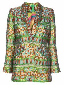 Rianna + Nina Judy Exclusive blazer - Green