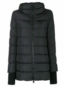 Herno padded coat - Black