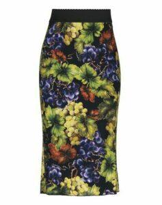 DOLCE & GABBANA SKIRTS 3/4 length skirts Women on YOOX.COM
