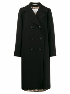 Dolce & Gabbana Pre-Owned 1990s loose-fit double-breasted coat - Black