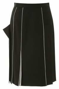 Burberry Bicolor Skirt