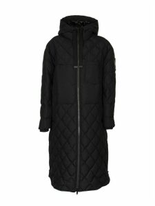 Moose Knuckles Marquis Parka Coat Black