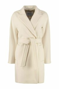 Max Mara Raoul Wool And Cashmere Coat