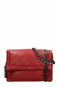 Marc Jacobs The Pillow Bag Shoulder Bag In Red Leather