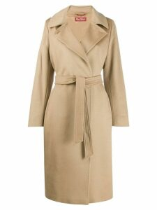 Max Mara Studio Collage coat - Neutrals