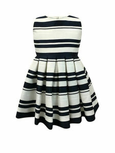 Baby Girl's, Little Girl's & Girl's Horizon Stripe Fit-&-Flare Dress