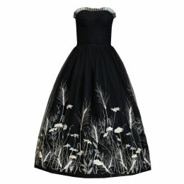 Estelle London - Halina Box Pleat Skirt