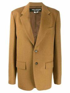 Junya Watanabe oversized blazer - Brown