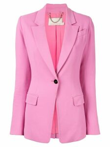 Ginger & Smart Elixer fitted blazer - PINK