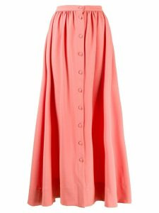Chinti & Parker front button skirt - Pink