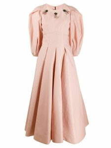 Avaro Figlio A-line embellished gown - PINK