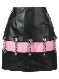 Marc Jacobs The Fetish skirt - Black
