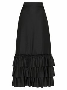 The Vampire's Wife The Trouble In Mind midi skirt - Black