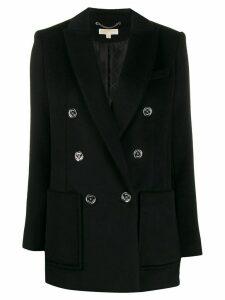 Michael Michael Kors double breasted blazer - Black