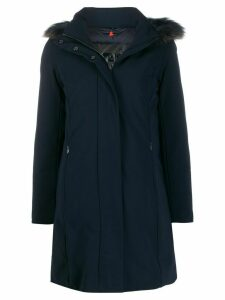RRD mid-length parka coat - Blue