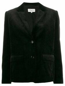 YMC corduroy fitted blazer - Black