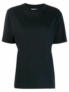 Sunspel crew neck T-shirt - Black
