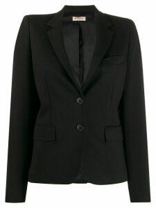 Blanca single breasted blazer - Black