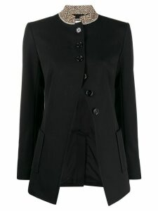 Chloé fitted single-breasted blazer - Black