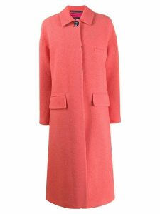 PS Paul Smith single breasted coat - PINK