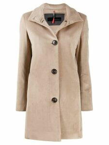 RRD single breasted coat - NEUTRALS