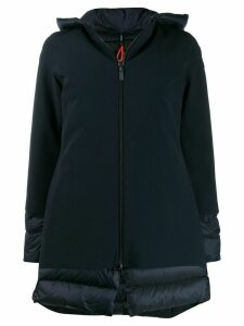 RRD short zipped coat - Blue
