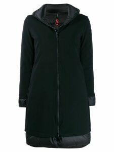 RRD single-breasted down coat - Black