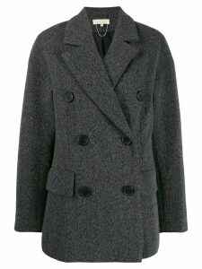 Vanessa Bruno oversized double-breasted blazer - Grey