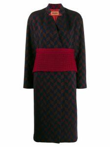 Missoni knitted waist coat - Blue