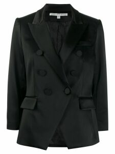 Veronica Beard double breasted blazer - Black