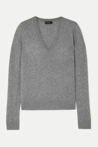 Theory - Cashmere Sweater - Gray