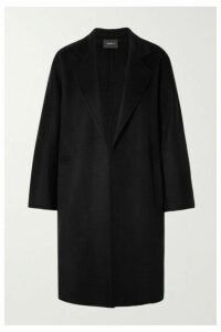 Akris - Halma Cashmere Coat - Black