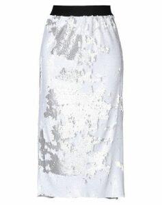 NUDE SKIRTS 3/4 length skirts Women on YOOX.COM