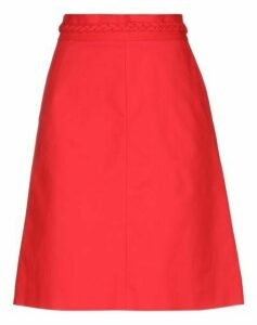 REDValentino SKIRTS Knee length skirts Women on YOOX.COM