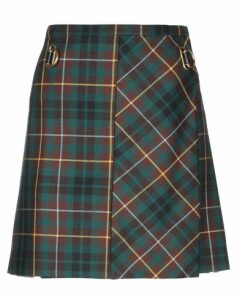 BURBERRY SKIRTS Knee length skirts Women on YOOX.COM