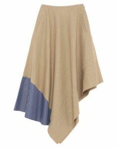 LOEWE SKIRTS Knee length skirts Women on YOOX.COM