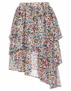 8PM SKIRTS Knee length skirts Women on YOOX.COM