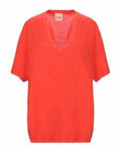 NUDE TOPWEAR T-shirts Women on YOOX.COM