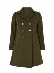 Khaki Military Coat, Khaki