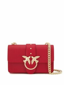 Pinko Love Simply mini cross body bag - R24 RED