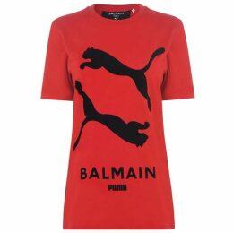 Puma x Balmain Graphic Tee