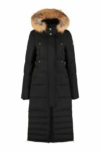 Moose Knuckles Ecoole Long Quilted Parka