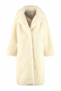 STAND STUDIO Clara Faux Fur Coat