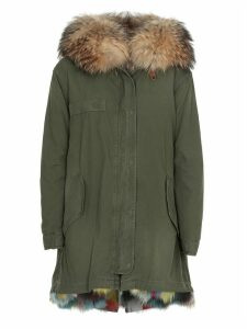 Mr & Mrs Italy Cotton Parka