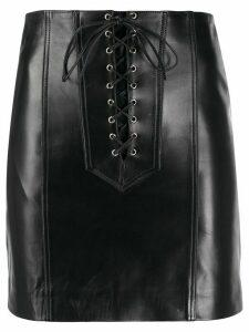 Manokhi Stella corset skirt - Black